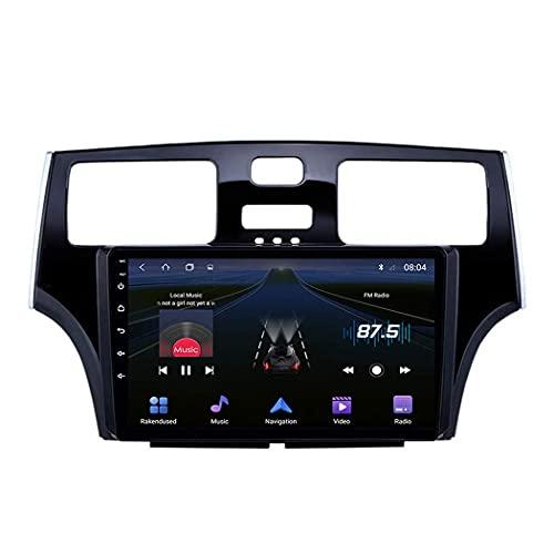 FDGBCF Pantalla táctil de 9 pulgadasAndroid 9.1 Estéreo para automóvil para Lexus ES250/ES300/ES330 2001-2006 Radio con navegación GPS Integrado DSP FM RDS Soporte Bluetooth/SWC/Mirror Link