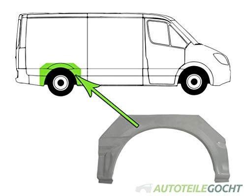 Set Radlauf Hinten für FORD TRANSIT Bus FD 00-14 von Autoteile Gocht
