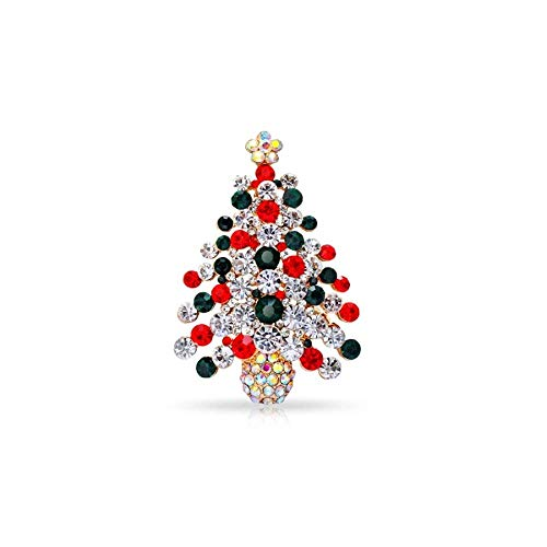 Philip Jones Christmas Tree Brooch