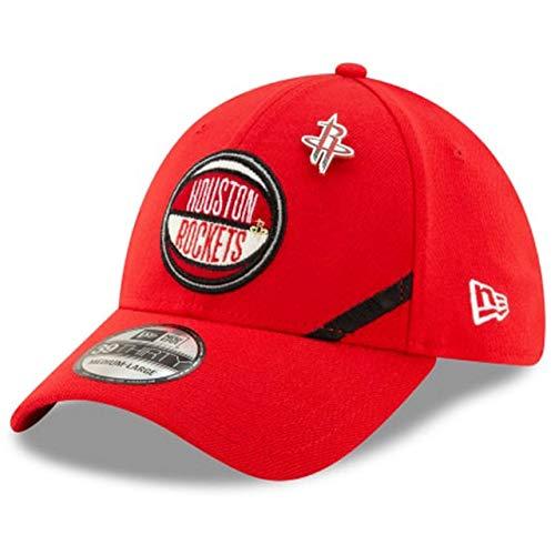New Era NBA 2019 Draft 3930 Stretch Fit cap (M/L - 57.7cm - 60.6cm, Houston Rockets)