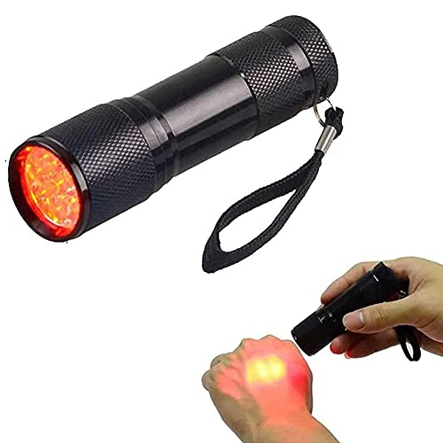 Detector Venas, Portátil Buscador de Venas Luz Venoso Monitor Luz Capilar Luz de Imagen por Niños Adultos Anciano