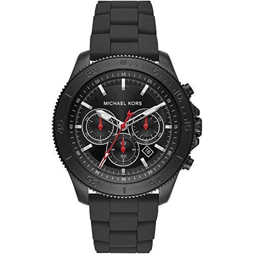 Michael Kors Reloj Cronógrafo para Hombre de Cuarzo con Correa en Acero Inoxidable MK8667