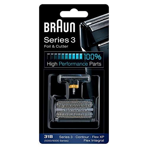 Braun-Combi-pack de Feuilles 31B Recharge Series 3 5315 5414 5415 5416 5417 5418 5427 5441 360 370 380 382