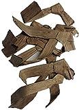 *Salty Bee Bananenblätter Fragmente 10er Packung für Aquarium, Garnelen, Krebse, Schnecken