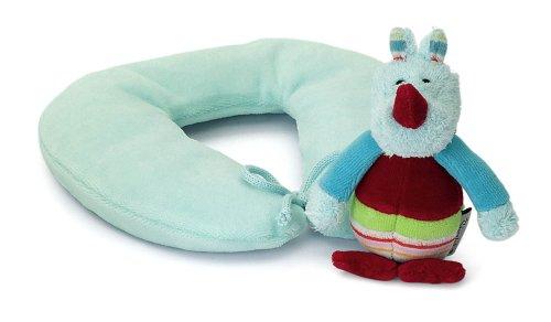 Sterntaler 34941-000000 - Baby Nackenstütze Nelson