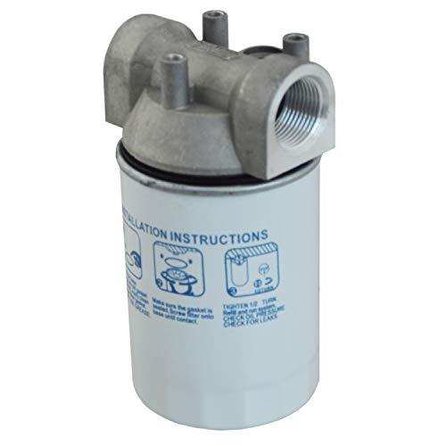 KRAFTSTOFFFILTER, DIESELFILTER Biodiesel für DIESELPUMPEN KRAFTSTOFFPUMPEN HEIZÖLPUMPEN UMFÜLLPUMPEN zum SUPER-PREIS (Diesel-Filter mit austauschbarem Filter-Einsatz)