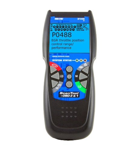 INNOVA 3140 OBD2/OBD1 Scan Tool with OBD2 Live...