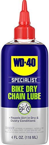 WD-40 Specialist Bike Dry Chain Lube, 4 OZ