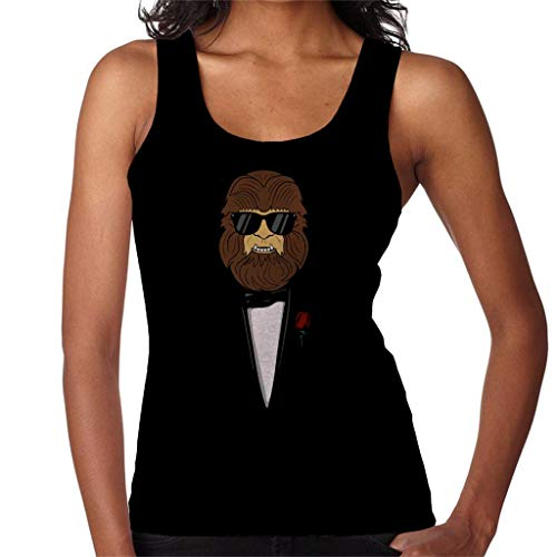 The Teen Wolf The Godfather Mashup Women's Vest