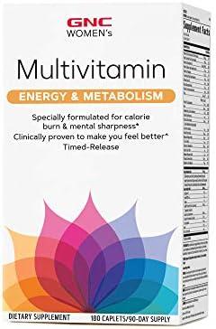 GNC Women s Multivitamin Energy Metabolism product image