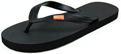 Feelgoodz Classicz Flip-Flops - 100% Natural and All-Vegan Sandals, Fair Trade Certified, Counsciously Sourced and Artisan-Crafted
