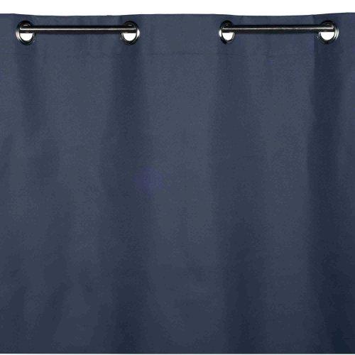 Madura Doublure à oeillets OCCULTANT Gris foncé 200x270 cm, Polyester, 200 x 270 cm