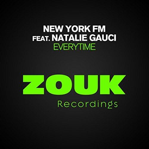 New York FM feat. Natalie Gauci