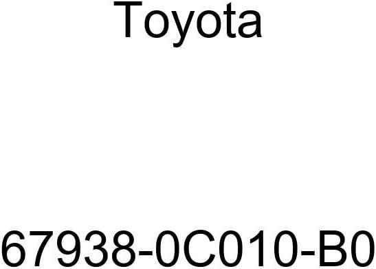 Toyota 67938-0C010-B0 Back Side Door San Antonio Mall Garnish Ranking TOP1