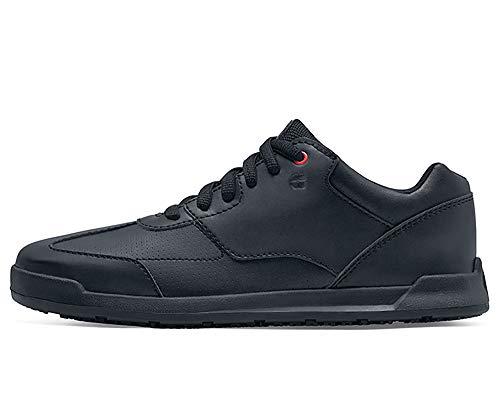 Zapatillas Negro antideslizante para mujer, Shoes For Crews Liberty, estilo 37255, 4 UK (37 EU), 1