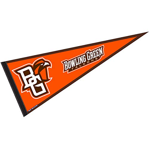 College Flags & Banners Co. Bowling Green Pennant Full Size Felt