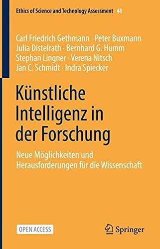 Künstliche Intelligenz in der Forschung: Neue Möglichkeiten und Herausforderungen für die Wissens
