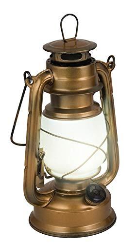 Fountasia antieke koper orkaan lantaarn metalen tuin ornament