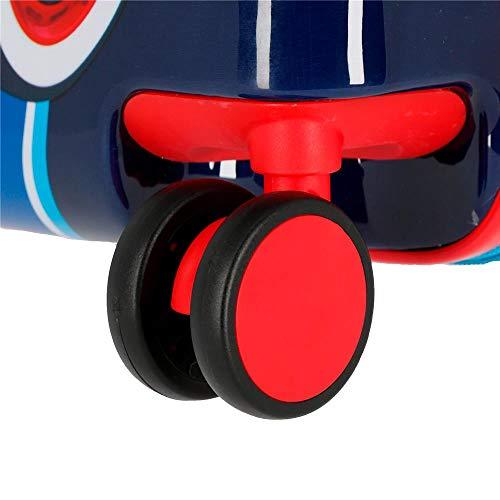 Disney Lets Roll Mickey Kindergepäck 50 centimeters 39 Mehrfarbig (Multicolor) - 11