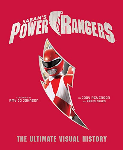 Power Rangers. The Ultimate Visual History