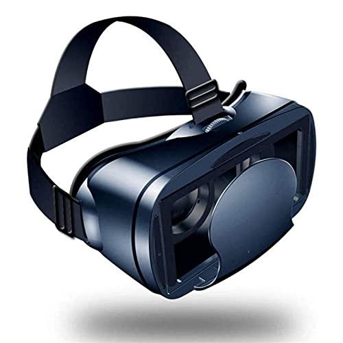UOOD Auriculares VR compatibles con iOS y teléfono Android - Gafas de Realidad Virtual Universal - Reproduce Tus Mejores Juegos móviles 360 películas con Suave Es Realmente cómodo de Llevar.