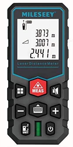 Trena Laser Digital Medidor de Distância 40m X5