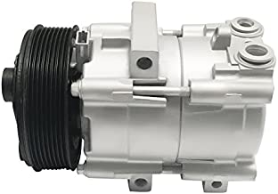 RYC Remanufactured AC Compressor and A/C Clutch EG152 (Does Not Fit 2002 or 2003 Ford F-150 Models)