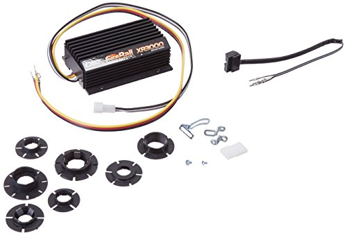 FAST 3000-0231 XR3000 Points-to-Electronic Ignition Conversion Kit for Universal 4-6-8 Cylinder Engines