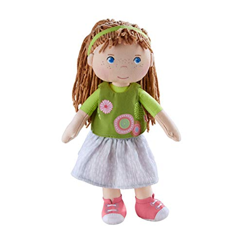 HABA 305972 Lilli and Friends Puppe Hedda 30cm Stoffpuppe