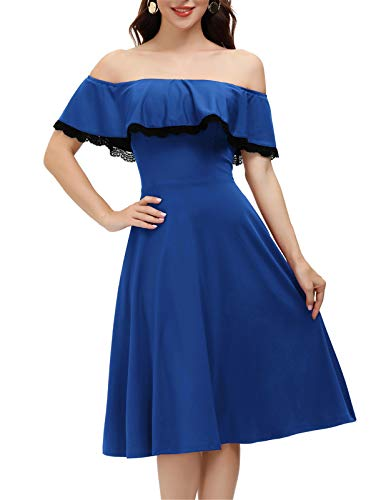 Top 10 Best Off the Shoulder Sheath Dress With Chevon Overlay Wedding Guest Comparison