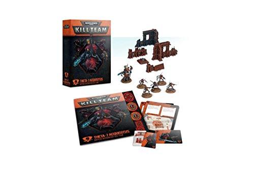 Warhammer 40K: Kill Team Theta-7 Aquisitus