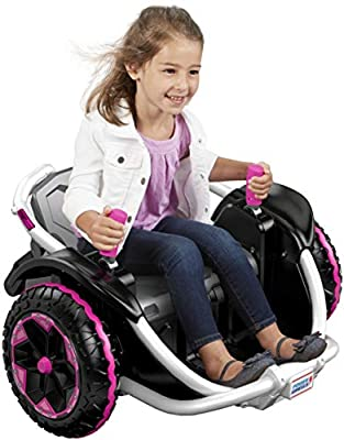 Power Wheels Wild Thing, Pink/Black by Fisher-Price