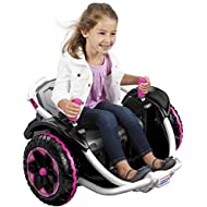 Power Wheels Wild Thing, Pink/Black