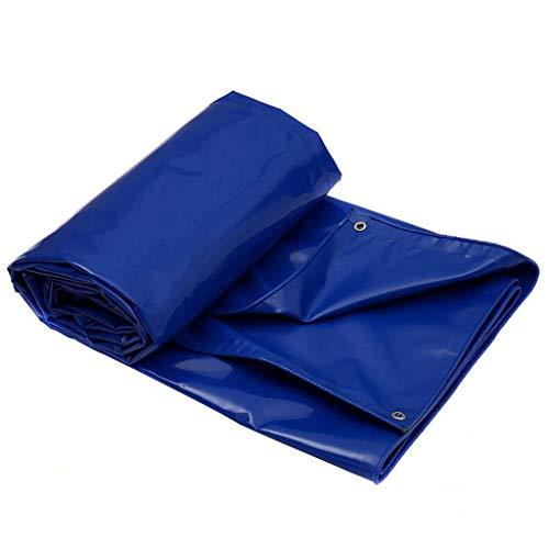Bâche Épaisse Imperméable Imperméable De Pare-Soleil De PVC De Protection Solaire De PVC De Protection Solaire 650 (Taille : 6x5m)