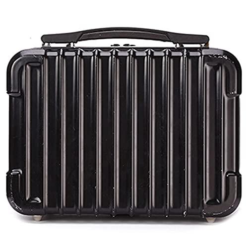 Honbobo Caso para FIMI X8SE, Drone y Accesorios Maleta Estuche de Transporte rígido Estuche Protector Portátil Impermeable Bolsa de Almacenamiento (Black)
