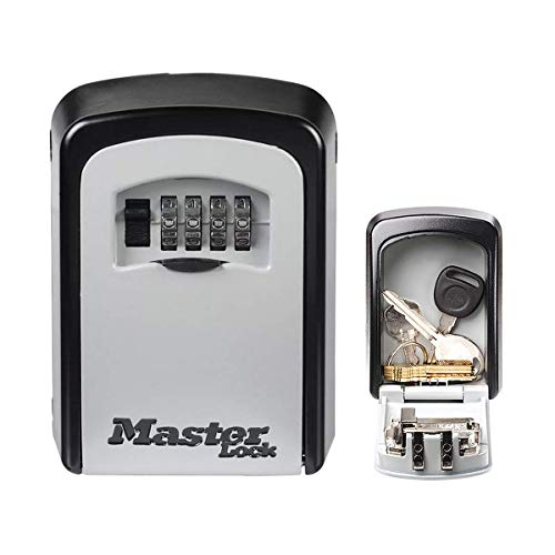 La boîte à clé à code sécurisée MASTER LOCK