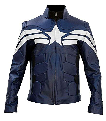 Disfraz de Capitán América Avengers Endgame Chris Evans para hombre