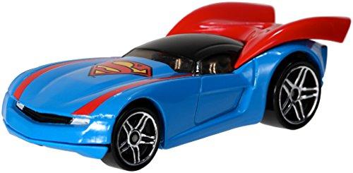 Hot Wheels DC Universe Superman, Vehicle