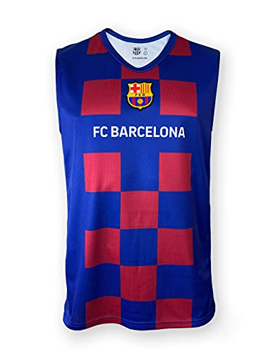R ROGER'S Camiseta Baloncesto FC Barcelona (XXL, XX_l)