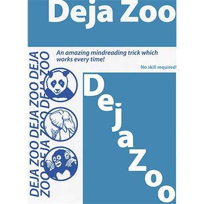 Deja Zoo trick Samual Patrick Smit
