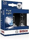 Ampoule H7 Bosch 12V 55W x2 - Le milieu de gamme