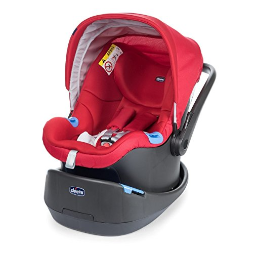 Chicco Oasys–Siège auto, groupe 0+, couleur rouge