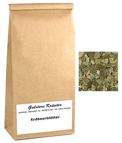 1000g Erdbeerblätter-Tee Walderdbeerblätter Wildsammlung | Galsters Kräuter