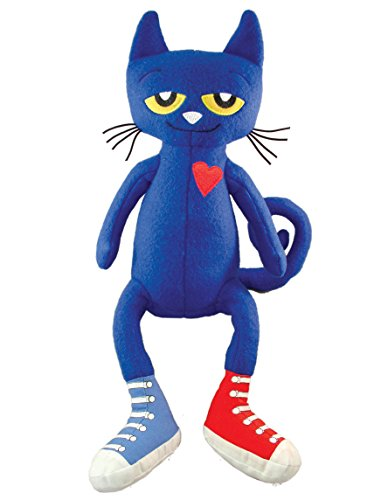 MerryMakers Pete the Cat Plush...
