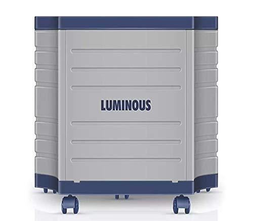 Luminous Single Flat Trolley - Luminous Single Trolley for Inverter, Battery, UPS