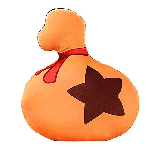 SalmophC Animal Crossing Plüschtier New Leaf Animal Pillow Doll New Horizons Gefüllte Puppe Cartoon Figur Puppe Toy Pillow Home Decoration
