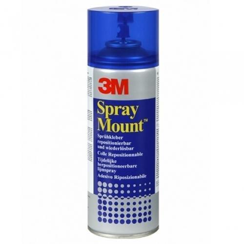 3M Spray Mount, spray adhesivo de 400ml.