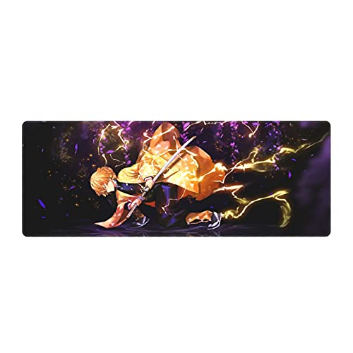 Anime Mouse Pad Gaming Extended Large Mouse Mat 31.5x11.8in