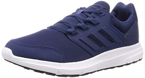 Adidas Galaxy 4 M, Zapatillas de Entrenamiento para Hombre, Azul (Tech Indigo/Tech Indigo/White), 42 EU