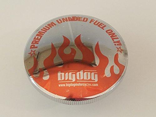 Big Dog Motorcycles OEM Gas Cap (K-9, Mastiff, Chopper, MORE)